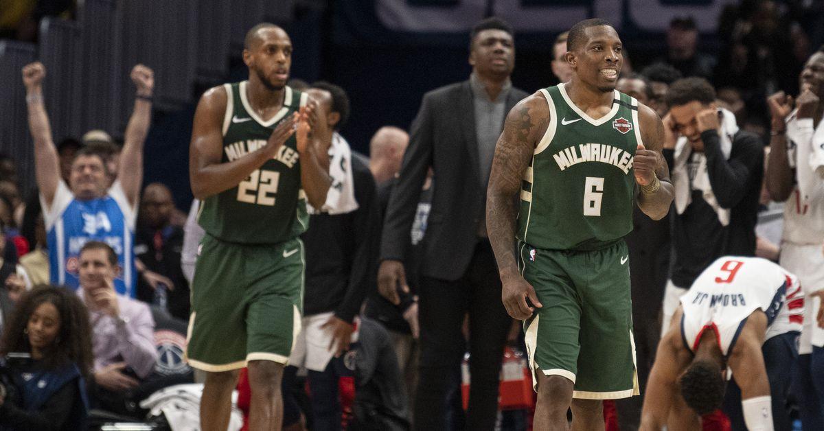 Milwaukee vs. Washington: Middleton, Beal Shine In OT Thriller