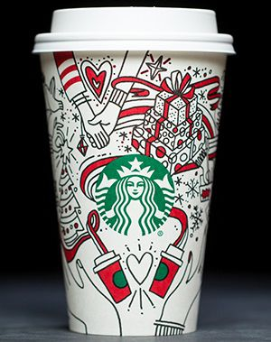 Controversial Of Starbucks Holiday The Vox Annual History Cup TJuF31lKc