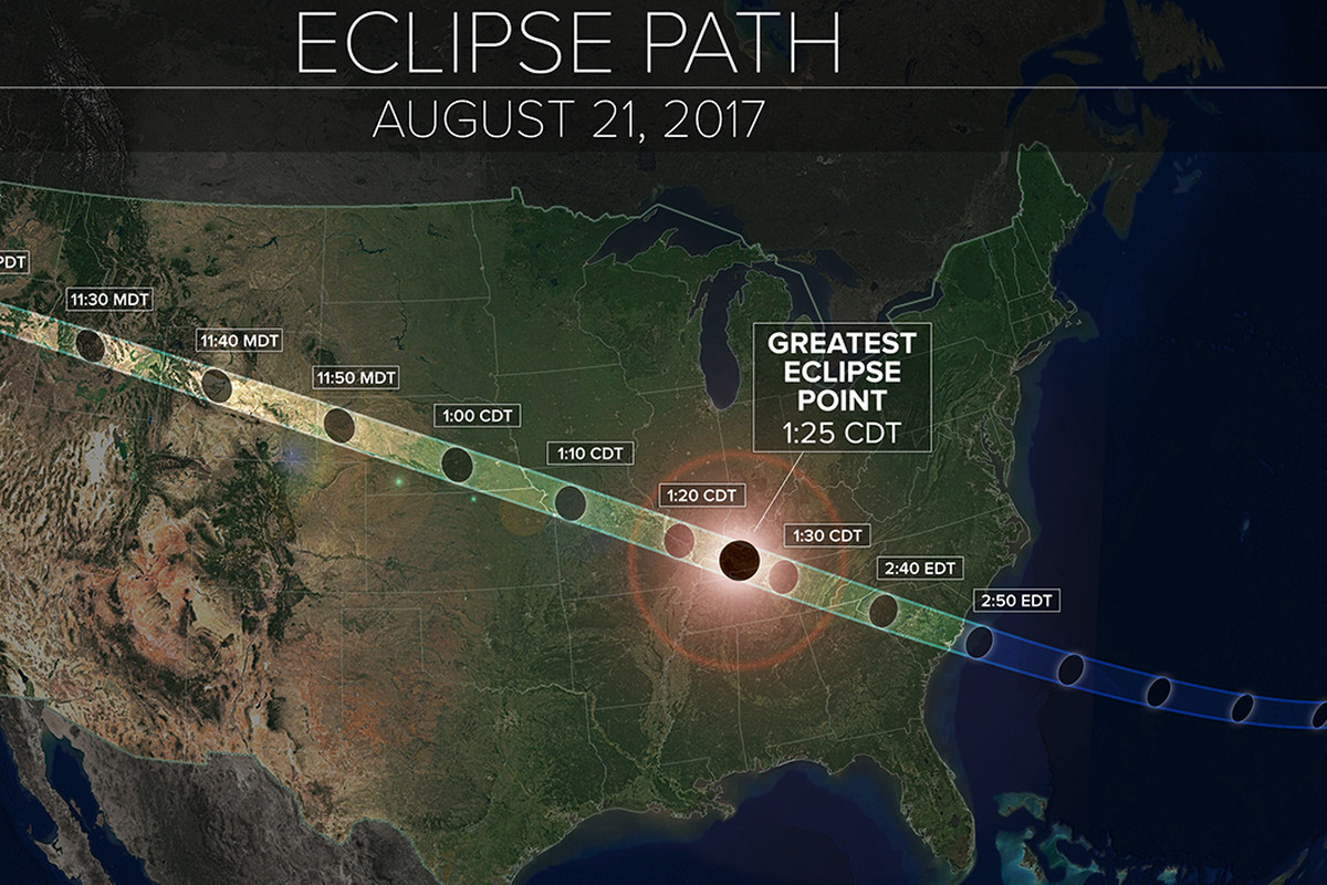 Vox Eclipse Map.Solar Eclipse 2017 What To Expect In Miami Curbed Miami