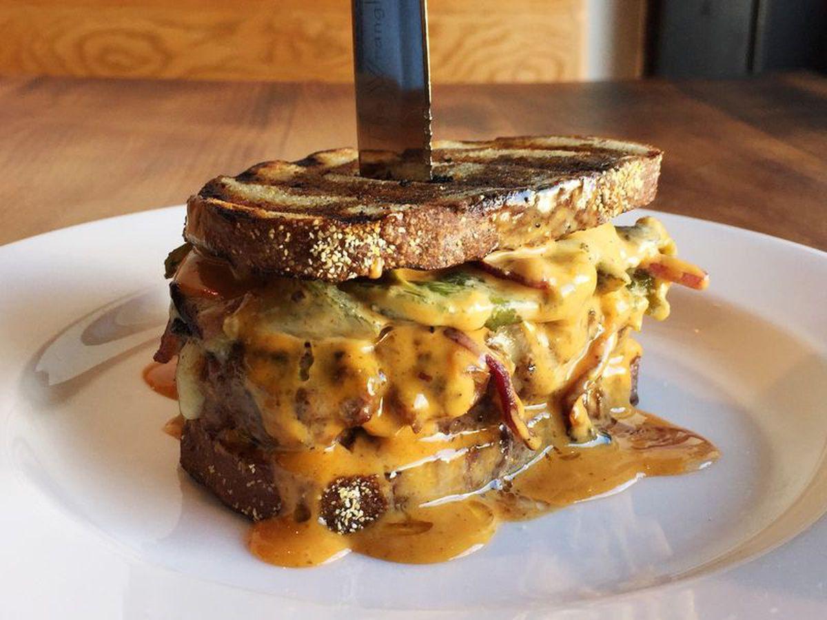 Boner Burger at Animal