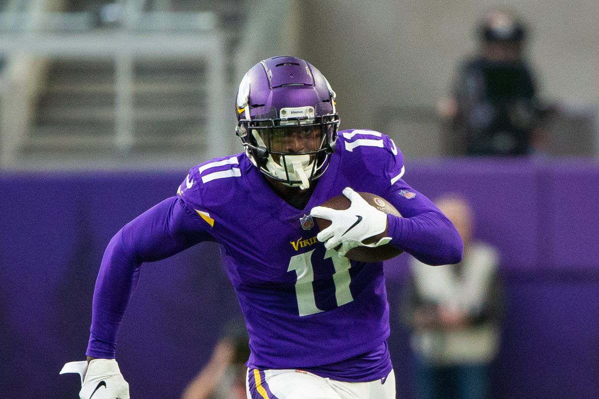 pretty nice 4f3f0 58311 Report: Laquon Treadwell on the trading block - Daily Norseman