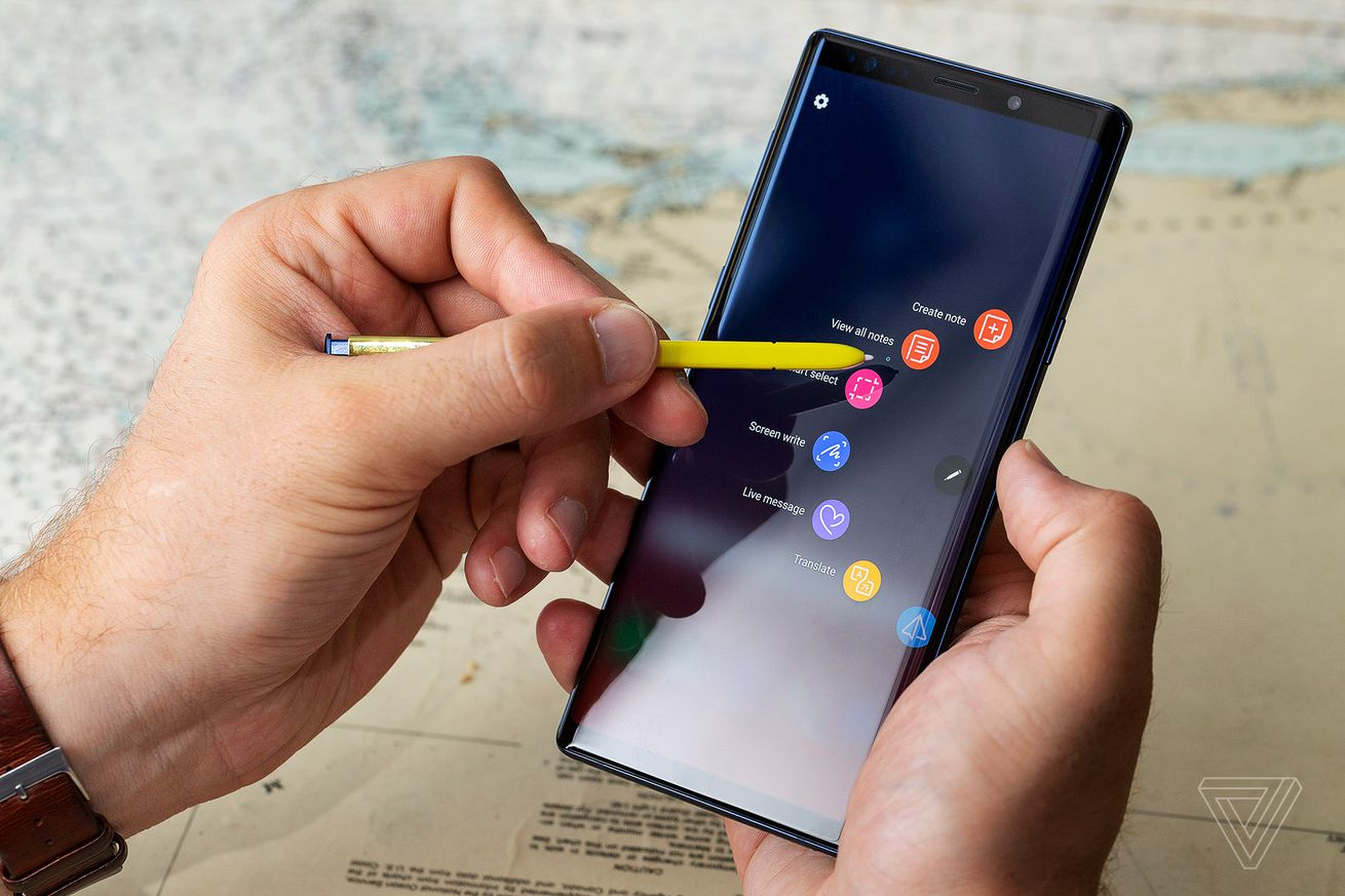 verizon confirms the next galaxy note will have 5g