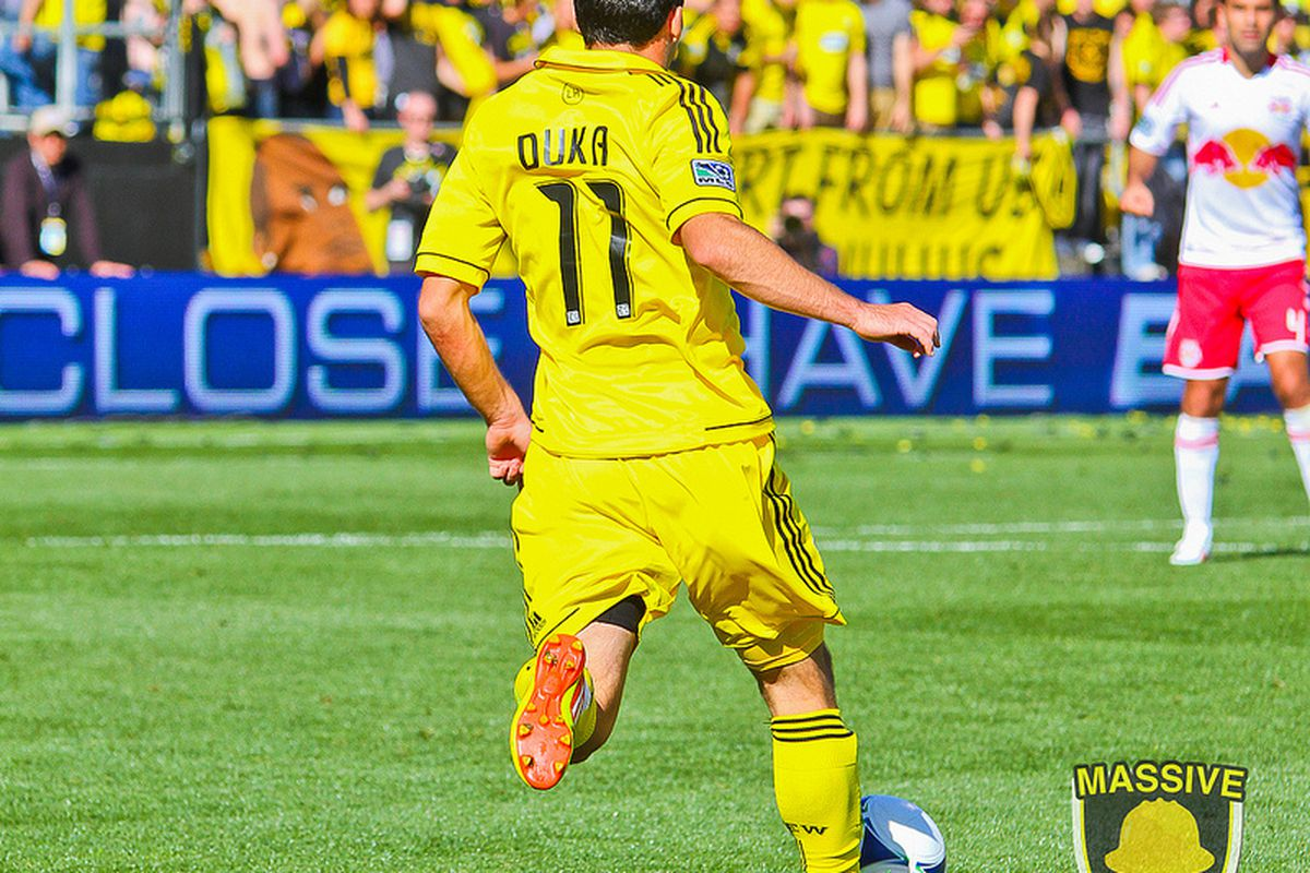The team looked better once Duka took the field (Sam Fahmi/Massive Report)