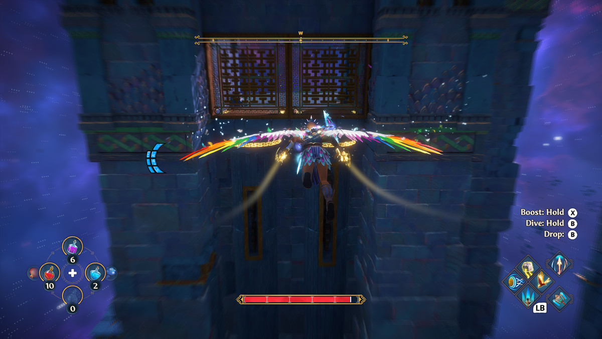 A puzzle solution for the Mastering Ares's Wrath Vaultof Tartaros in Immortals Fenyx Rising