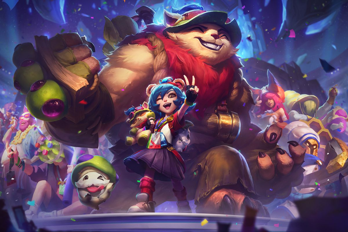 Image result for teemo skin