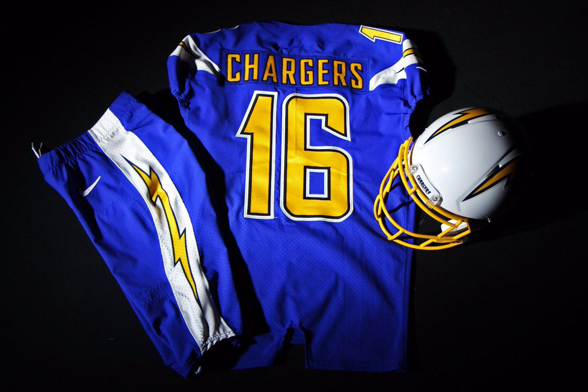 Color Rush Uniforms Revealed And They Are Sexy Bolts