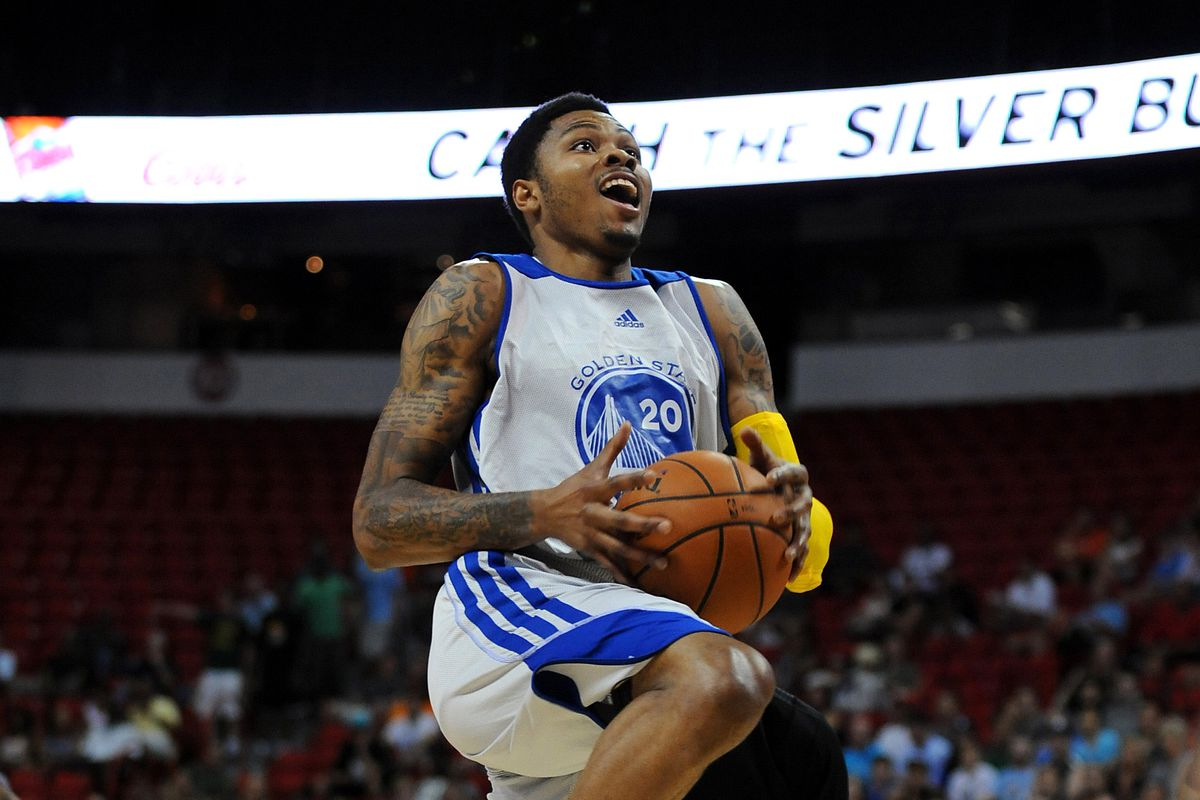 Permanent fan-favorite Kent Bazemore once starred for the Golden State summer league squad.