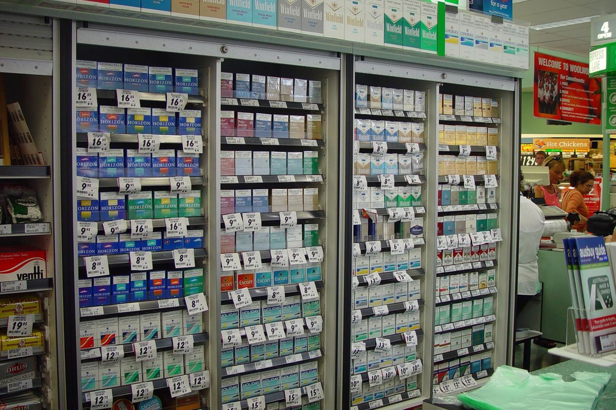NYC's Tobacco-Free Pharmacy Law Substantially Reduces Retailer