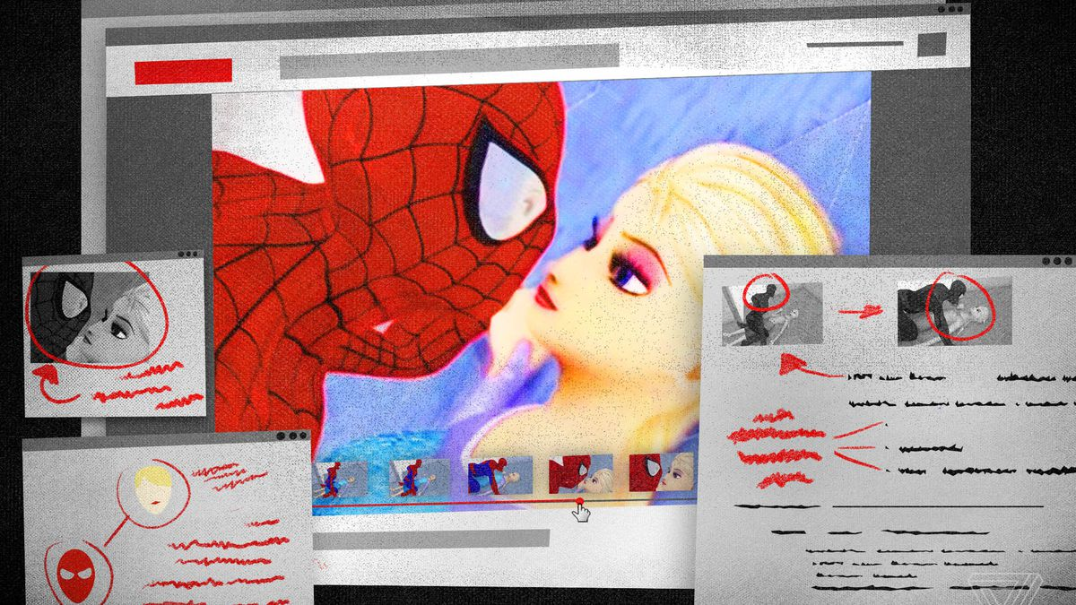 Inside Elsagate, the conspiracy-fueled war on creepy YouTube videos