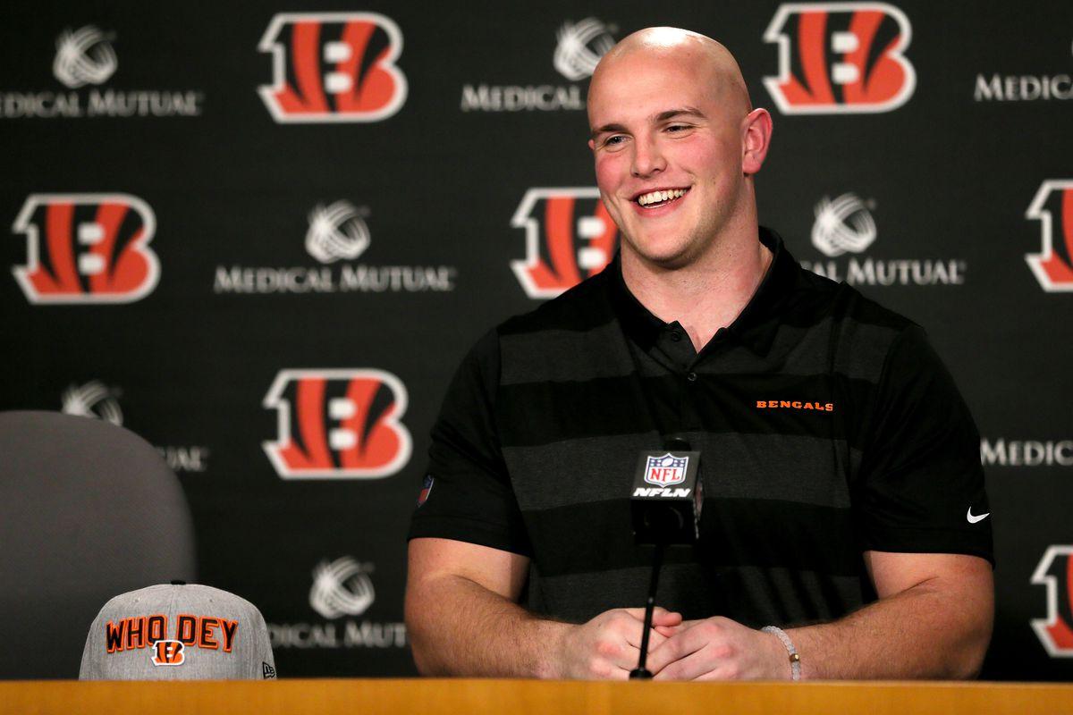 NFL: Cincinnati Bengals-Billy Price Press Conference