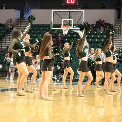 The EMU Dance team.