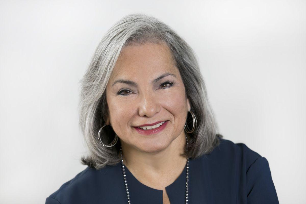 """Gloria Castillo, Program Director, Chicago Community Trust's """"We Rise Chicago"""" initiative"""