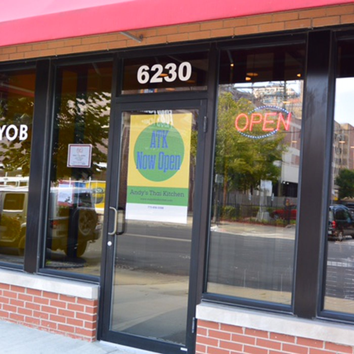 New Andy\'s Thai Kitchen Unleashes Acclaimed Thai Food On Edgewater ...