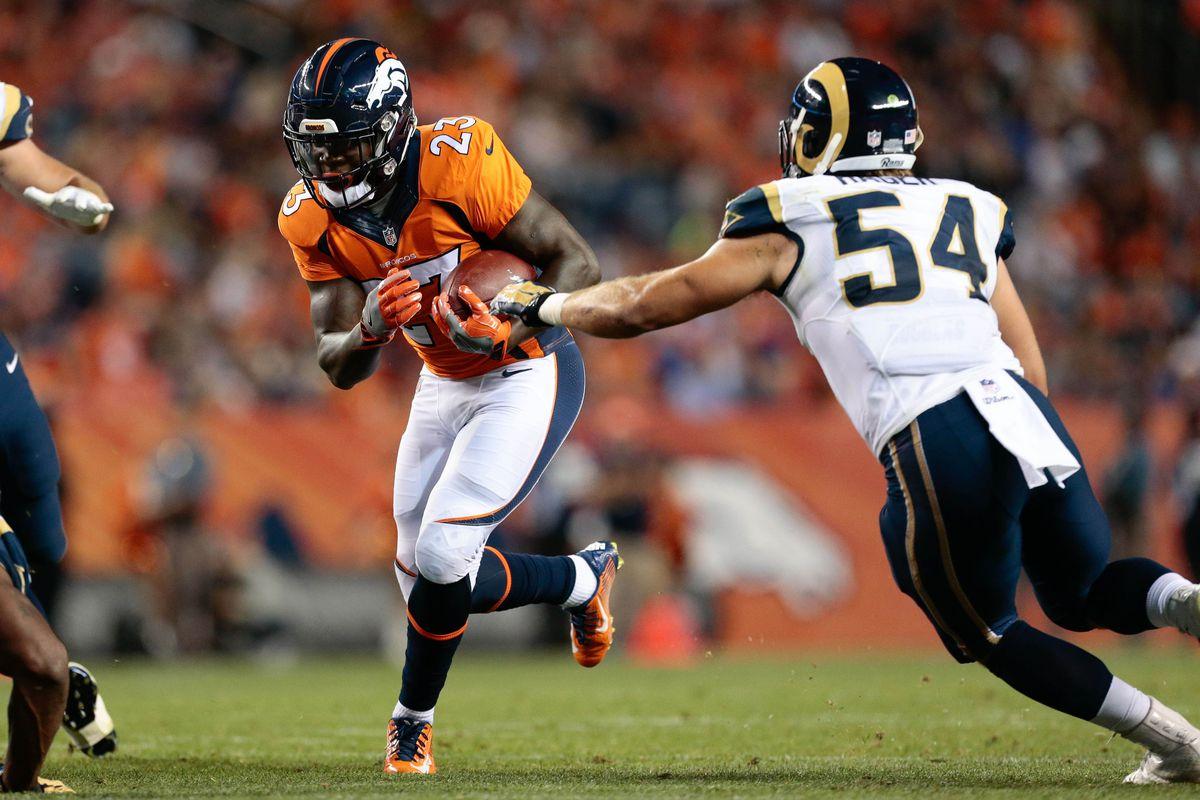 NFL: Preseason-Los Angeles Rams at Denver Broncos