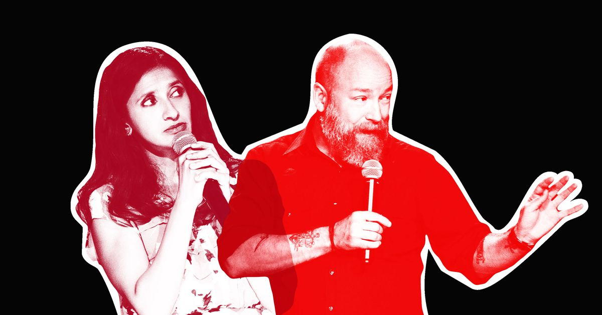 0d744e3c On Netflix's 'The Standups,' Two Standout Comics Emerge - The Ringer