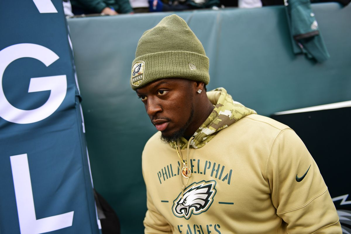 Eagles vs. Seahawks inactives: Jordan Howard, Nelson Agholor, and Alshon Jeffery officially OUT