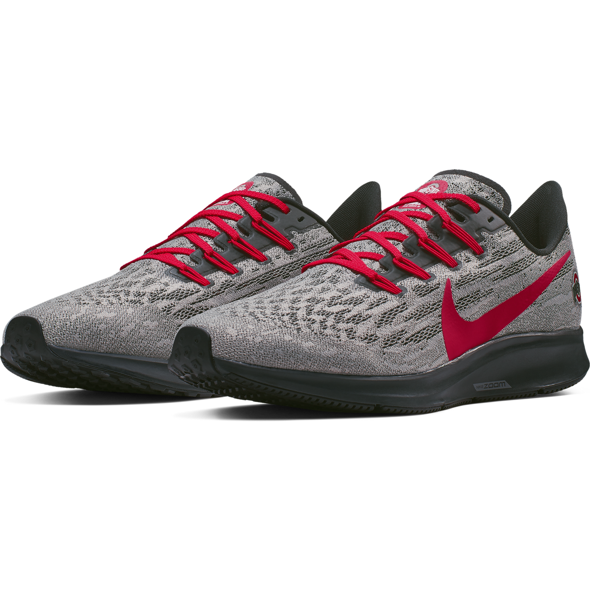 b60256a0 Nike drops the new Air Zoom Pegasus 36 Ohio State shoe collection ...