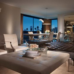"""<b><a href=""""http://slshotels.com/beverlyhills/"""">SLS Hotel</a></b> (8555 Beverly Blvd.): An ace <a href=""""http://la.racked.com/archives/2013/11/14/seven_spectacular_hotel_gift_shops_to_explore_in_la.php"""">gift shop</a>, incredible interiors designed by Phill"""