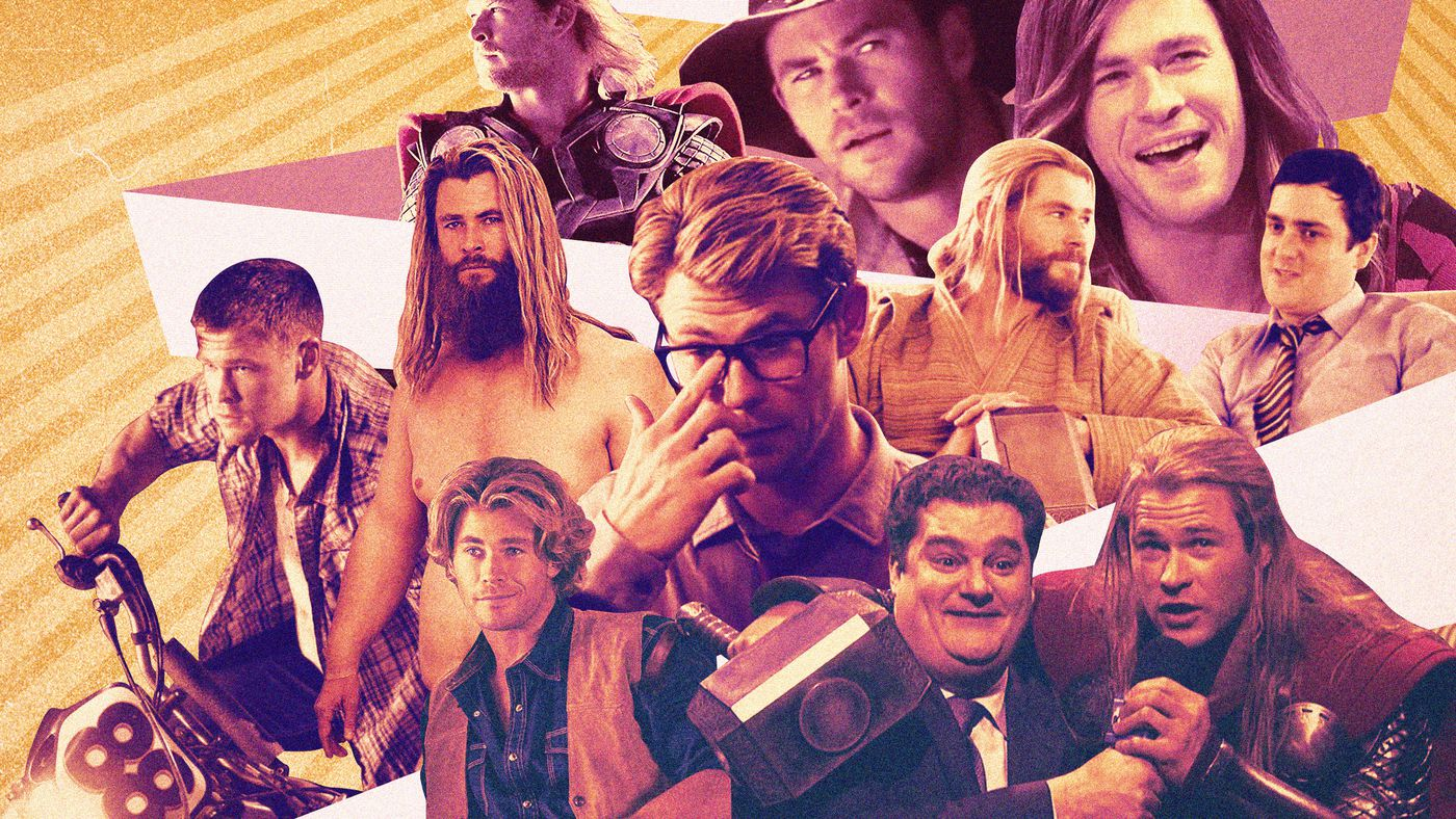 Funny Chris Hemsworth: A Timeline