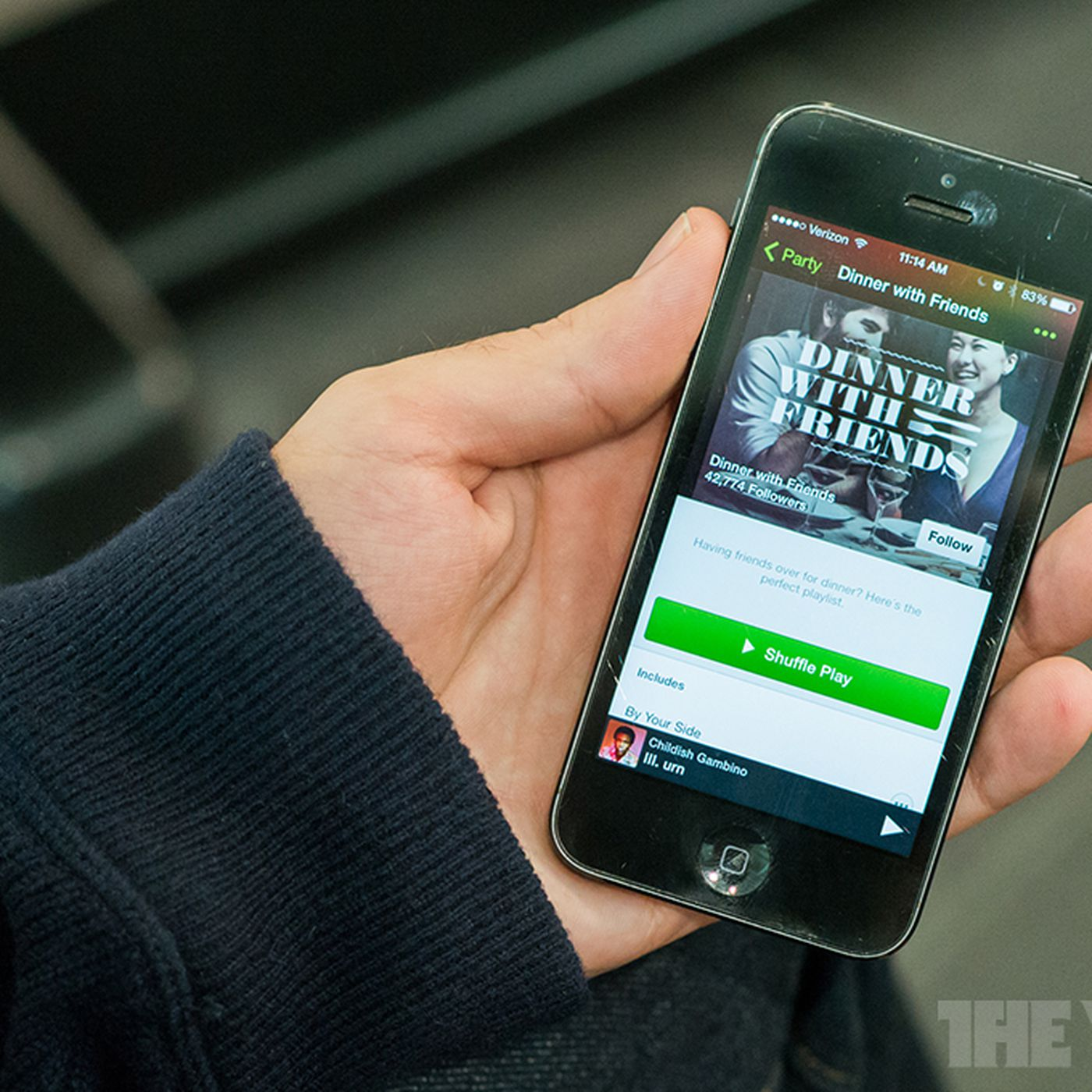 Spotify announces free streaming on Android and iPhone, but only in