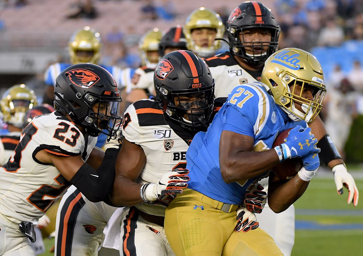 Oregon State v UCLA