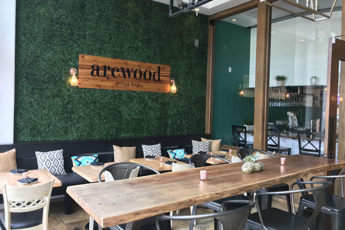 Arcwood Wine Bar