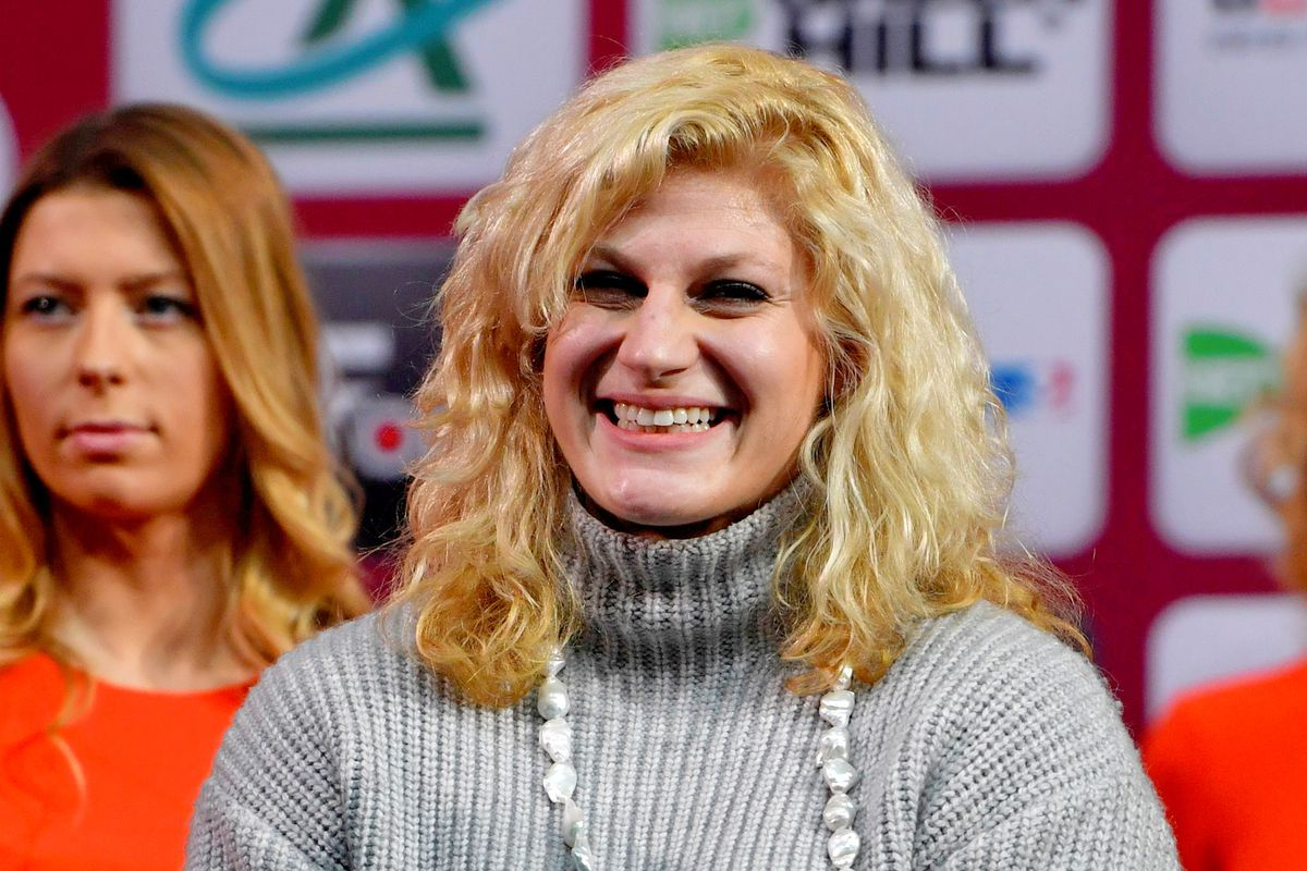 Undefeated PFL fighter Kayla Harrison may not be ready for the UFC yet, according to Dana White.