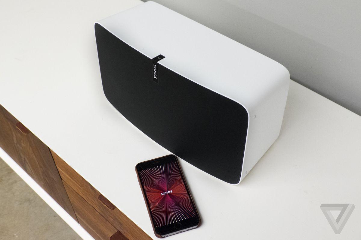 Sonos Play:5 stock