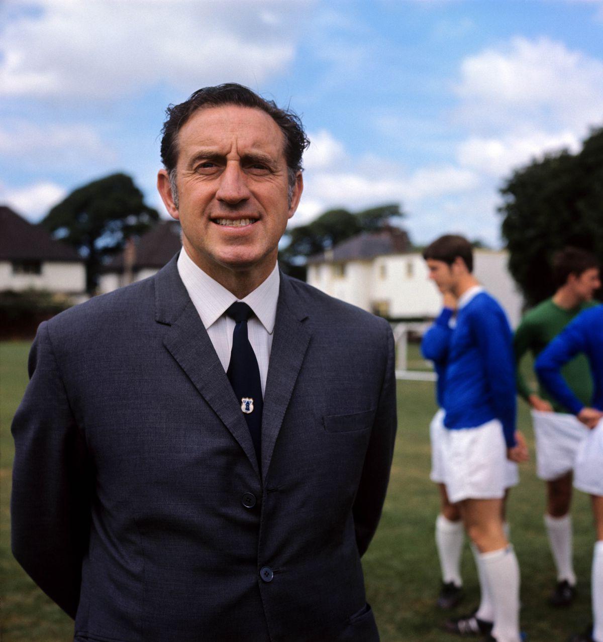 Soccer - Football League Division One - Everton Photocall