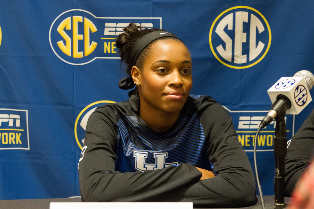 Bria Goss remembers all too well how fun playing Baylor can be.