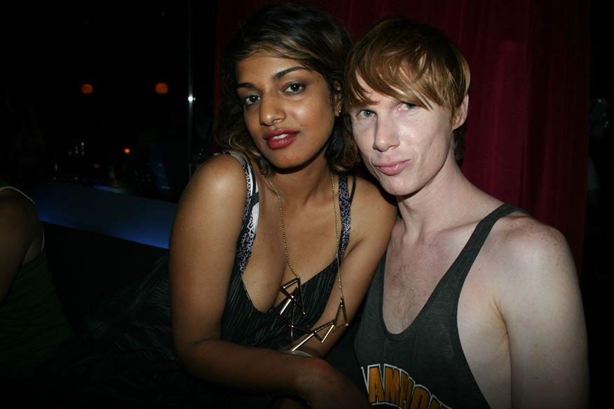 Brian Lichtenberg with MIA in 2007