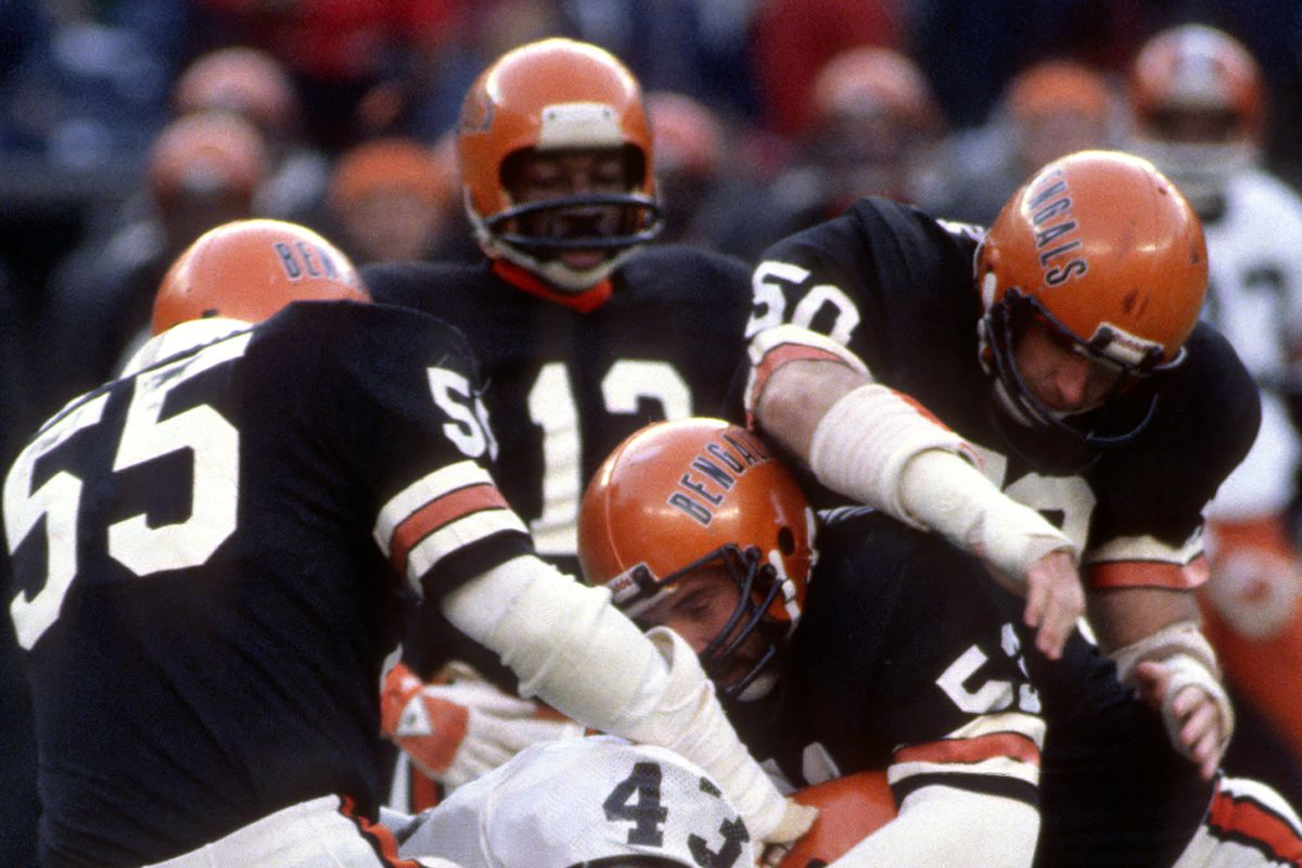 Cleveand Browns v Cincinnati Bengals