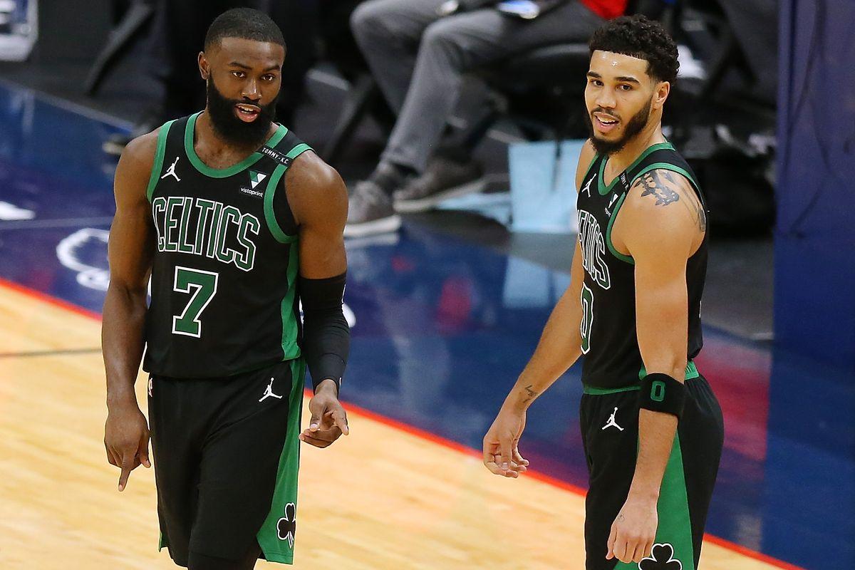 Boston Celtics v New Orleans Pelicans