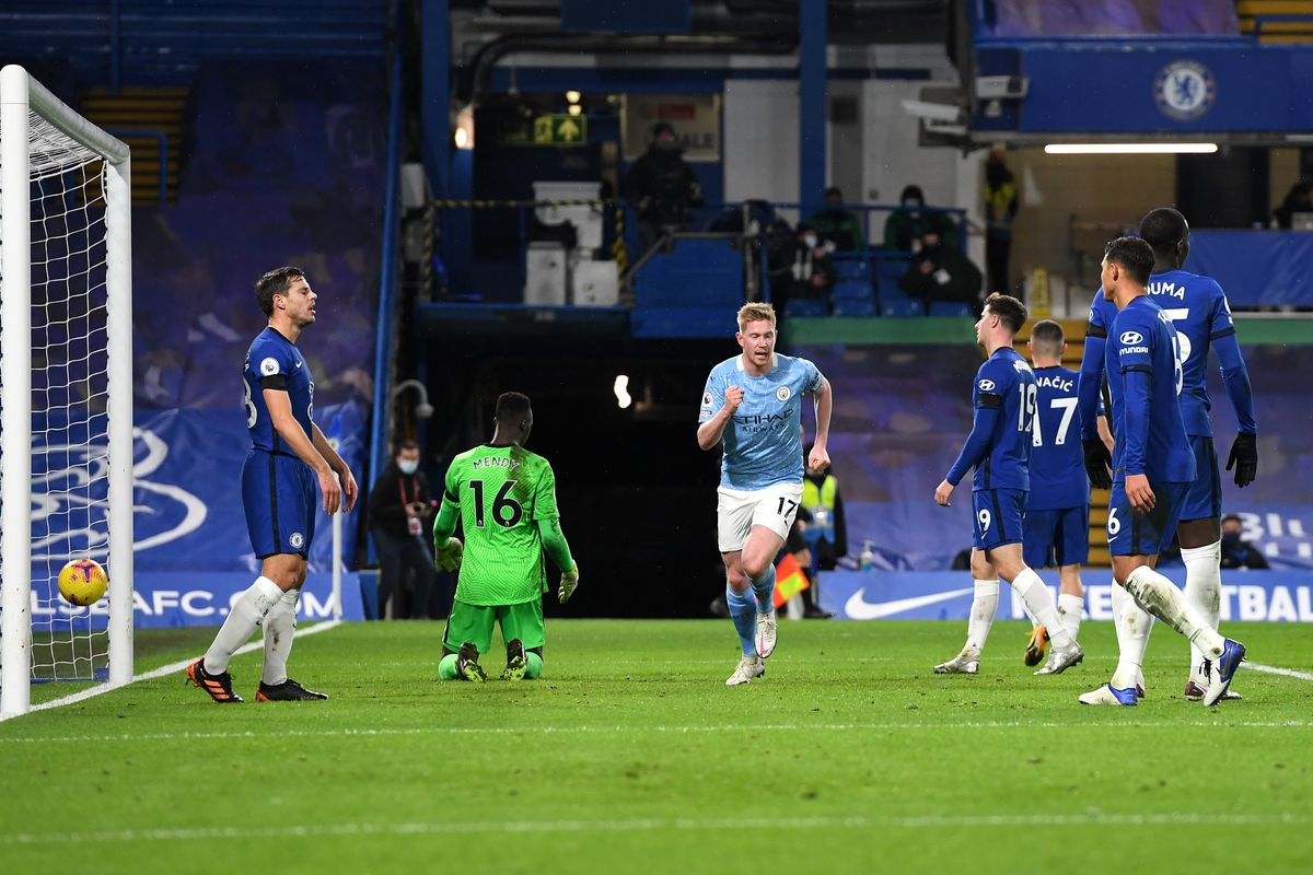 Chelsea 1-3 Manchester City, Premier League: Post-match reaction, ratings -  We Ain't Got No History