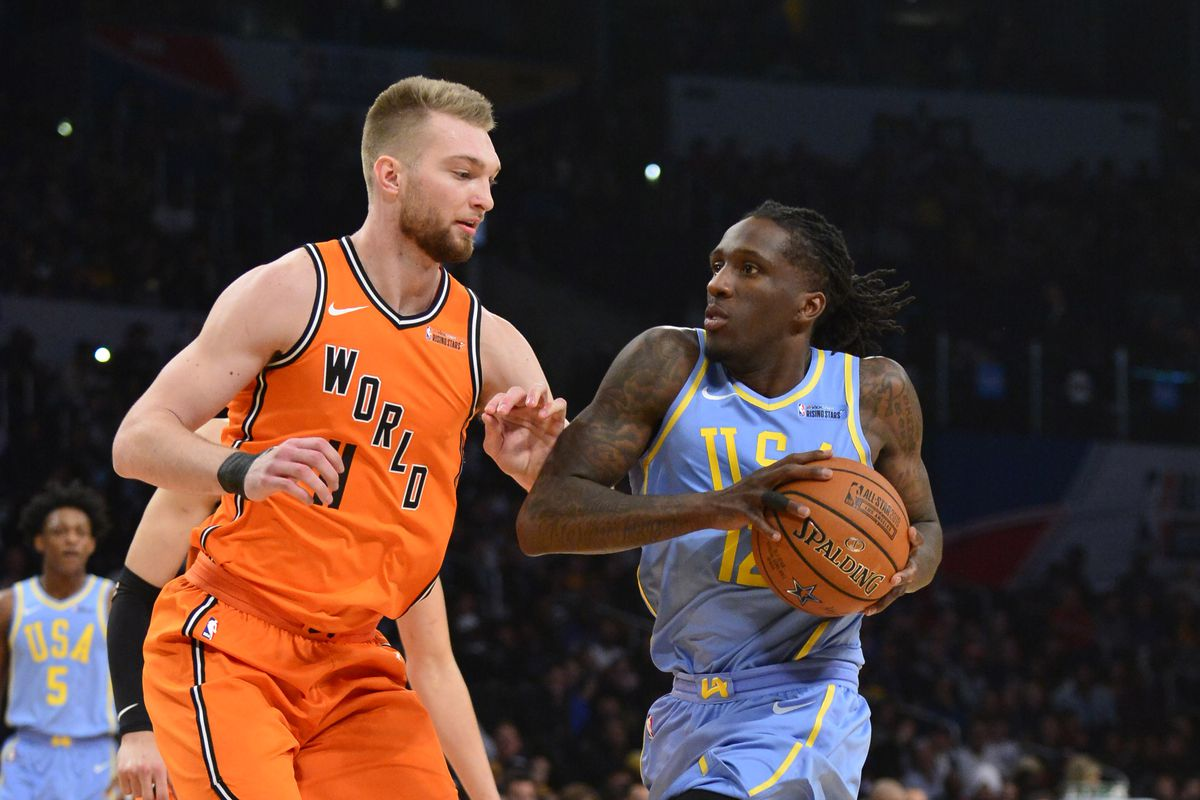 NBA: Rising Stars Challenge-U.S. at World