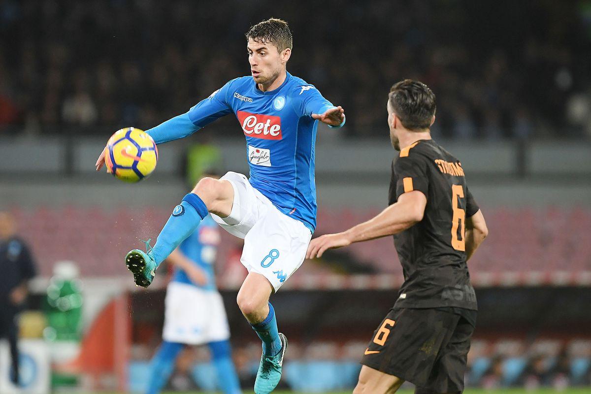 'No Premier League offers for Napoli midfielder Jorginho'