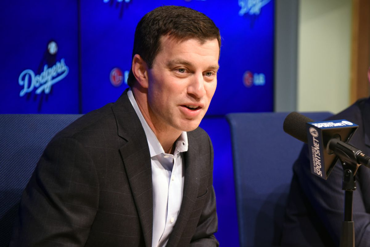 New Dodgers president of baseball operations Andrew Friedman prepares for his first offseason with Los Angeles.