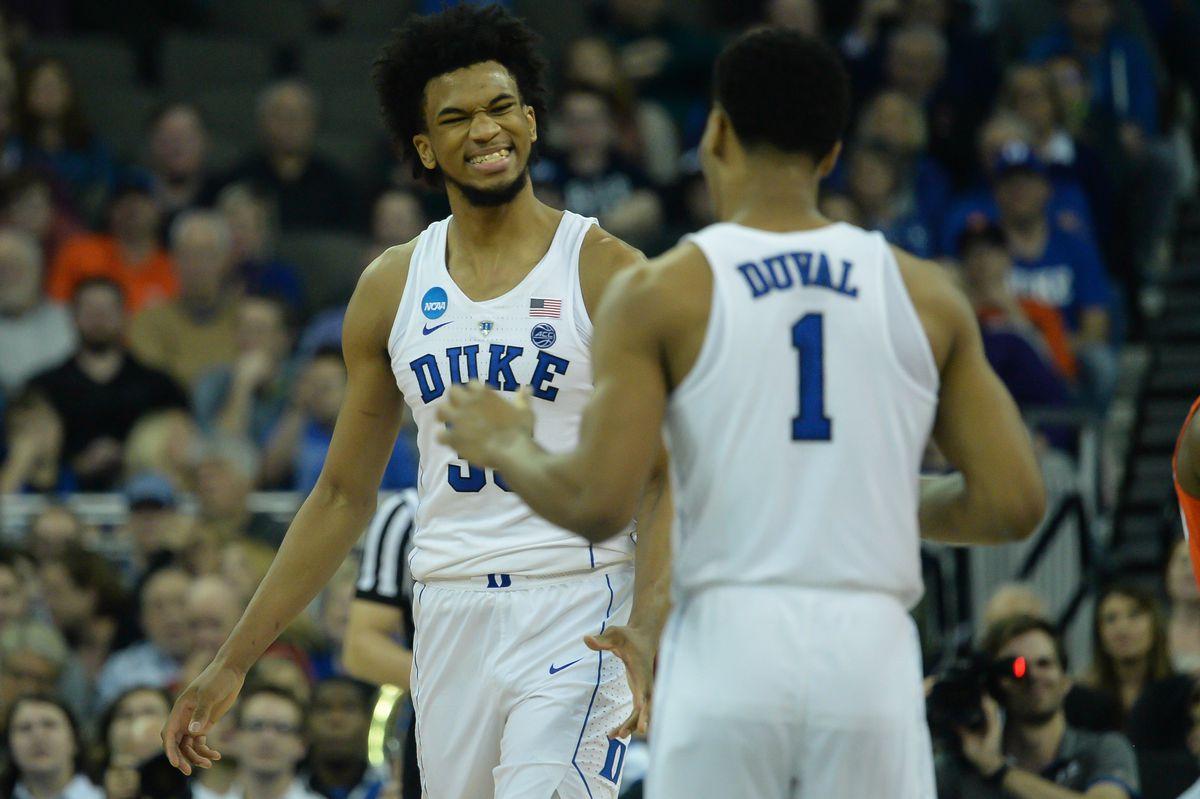 NCAA Basketball: NCAA Tournament-Midwest Regional-Syracuse vs Duke