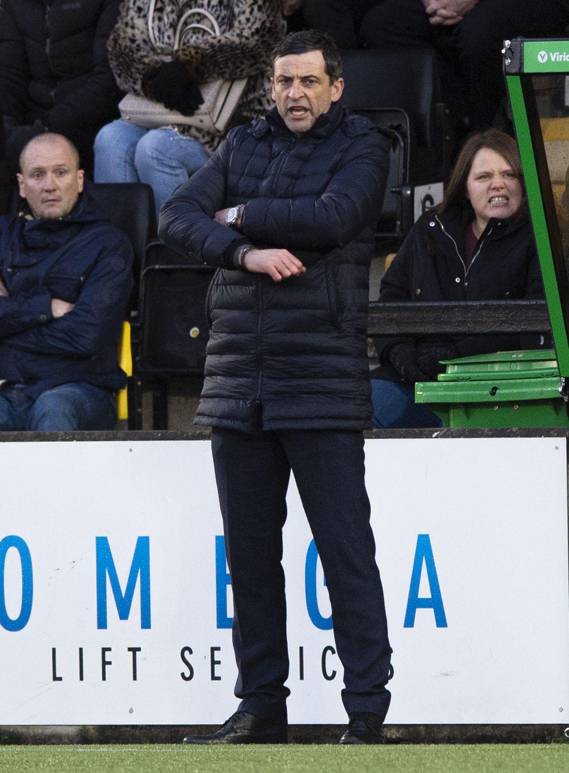 Livingston v Hibernian - Ladbrokes Premiership