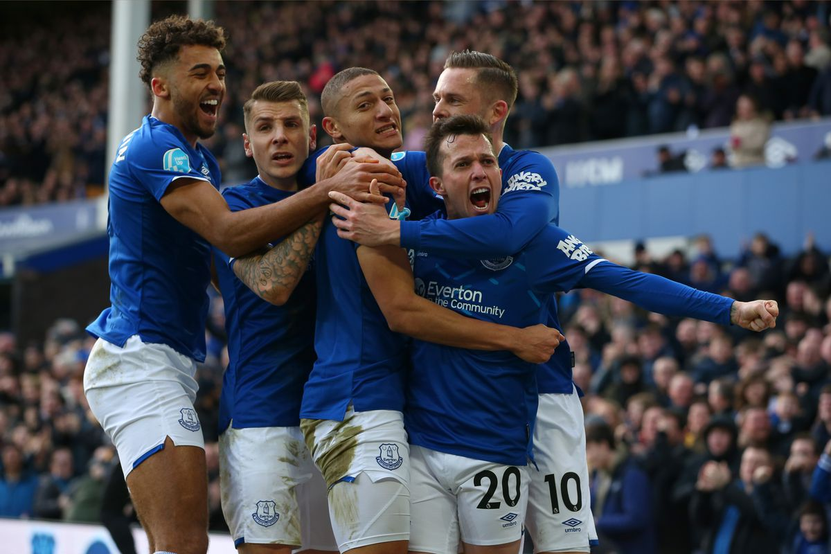 How high can Everton still finish in 2019-20? - Royal Blue Mersey