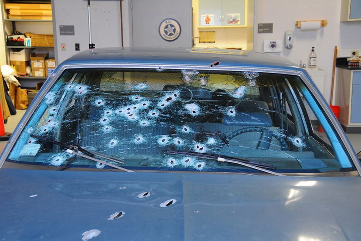 Image result for Jury Acquits Police Supervisor In Chase That Ended with 137 Shots Fired at 2 Unarmed Black People