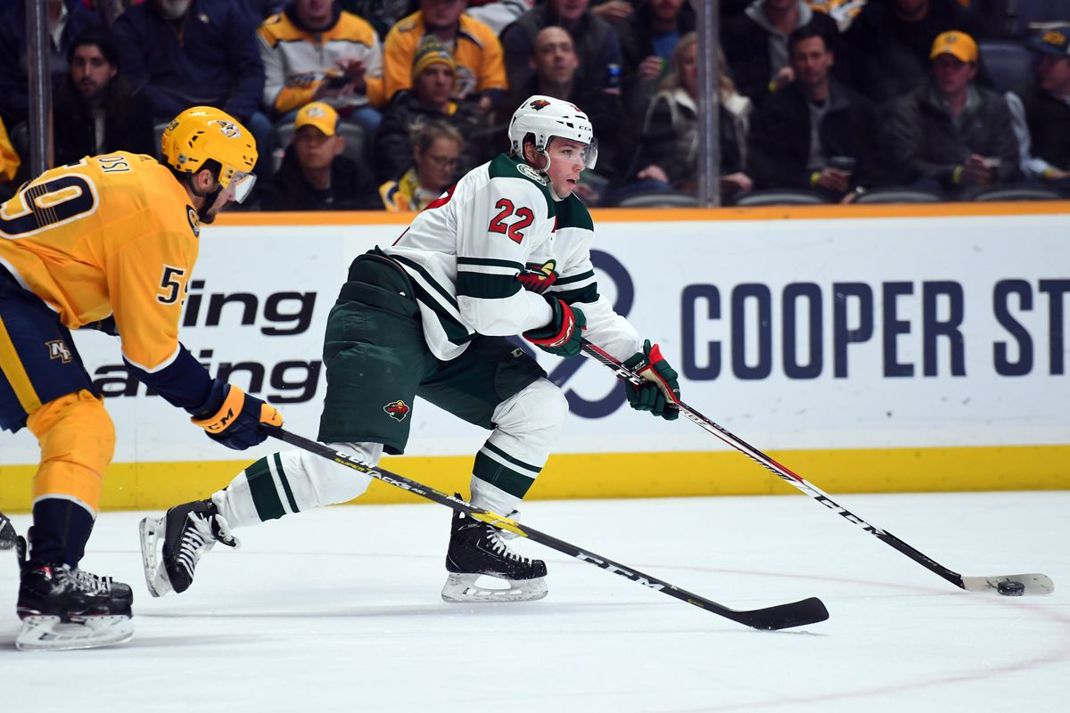 Fiala Fine As Wild Lose In Shootout Plus Nhl News And Notes