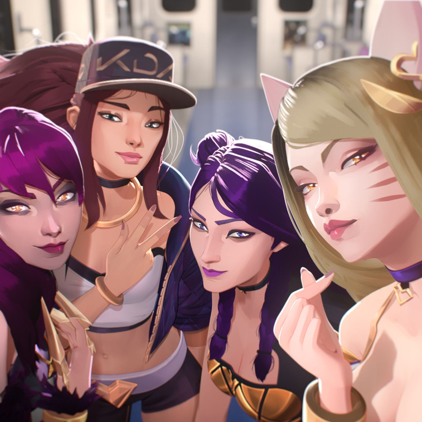 K/DA, League of Legends' pop girl group, explained - Polygon