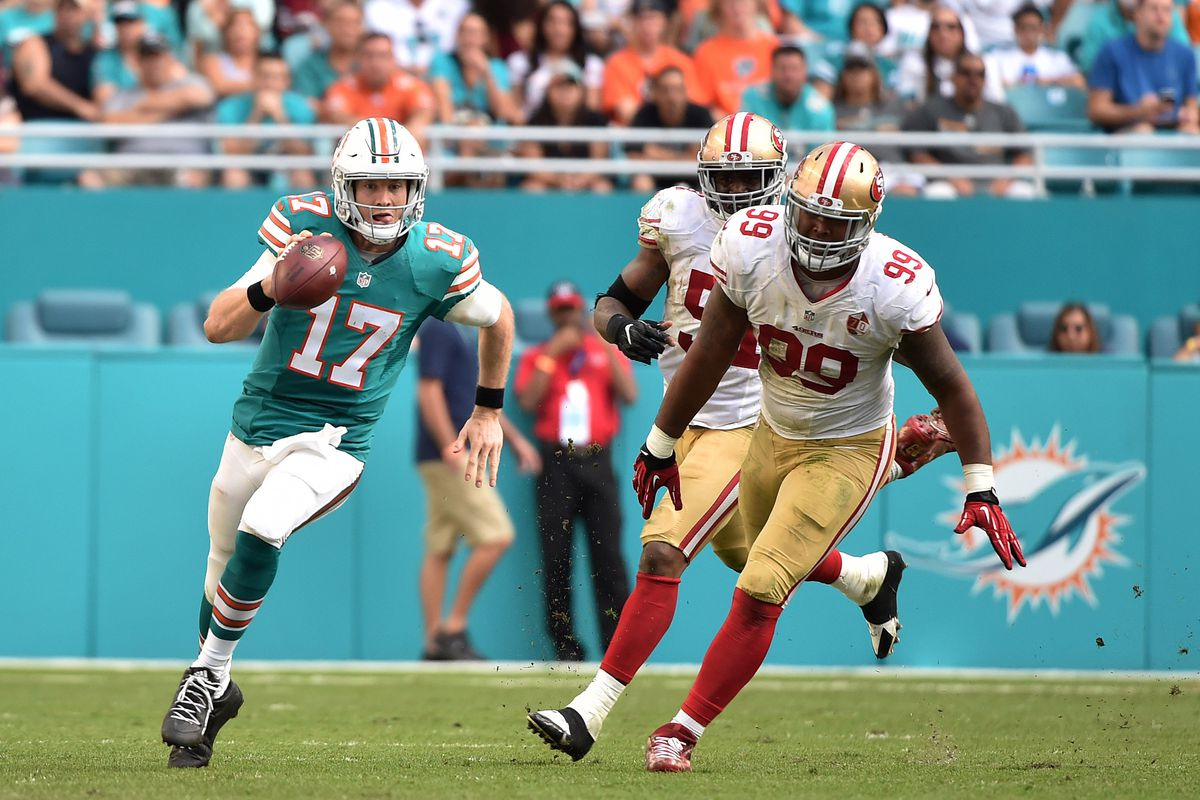 NFL: San Francisco 49ers at Miami Dolphins