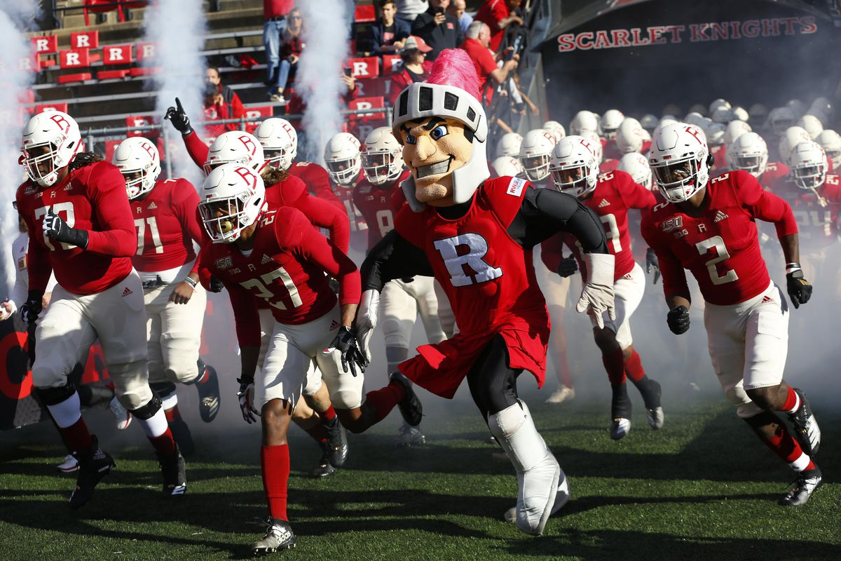 NCAA Football: Minnesota at Rutgers