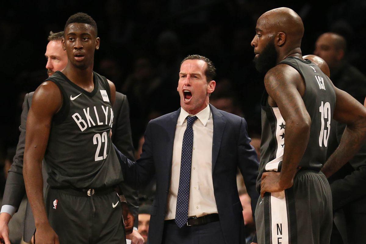 NBA: Indiana Pacers at Brooklyn Nets