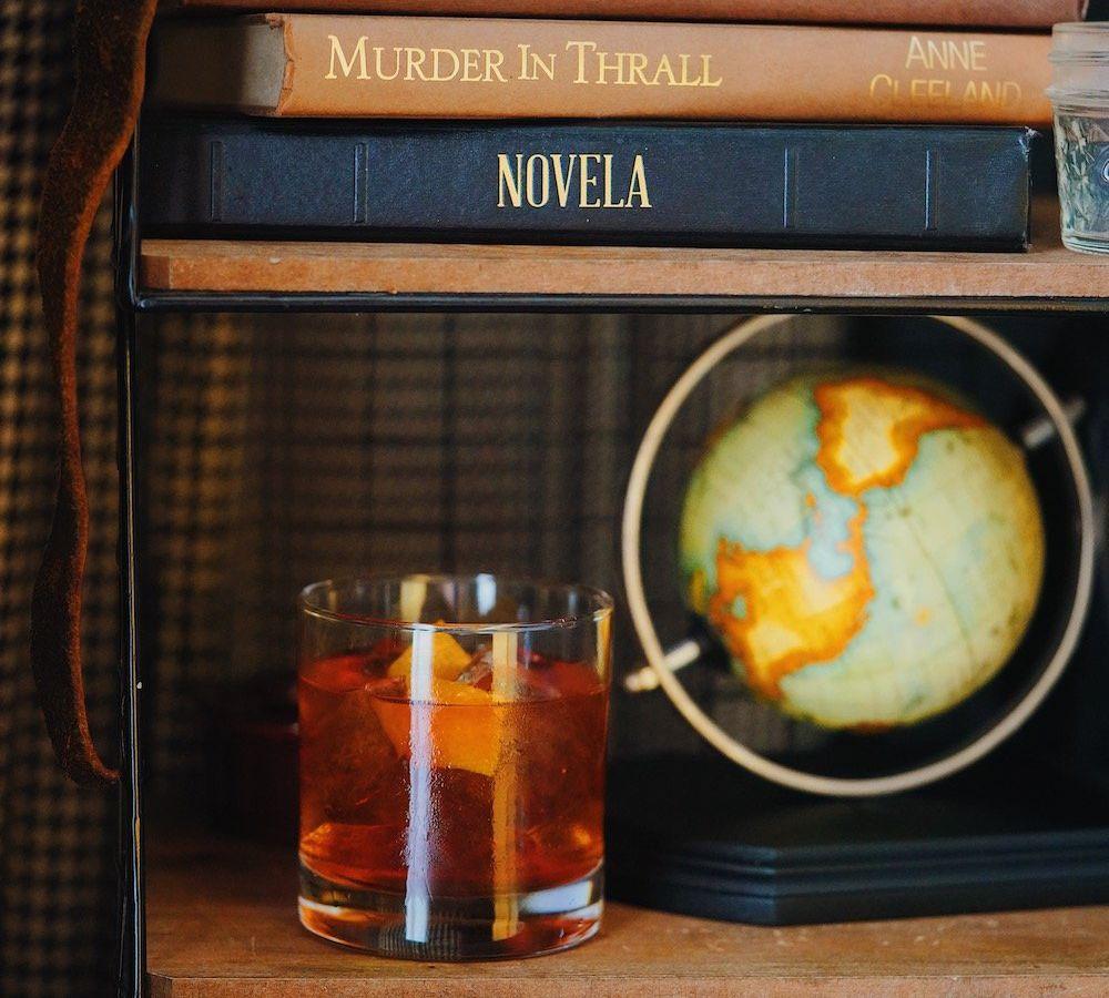 Cocktail from Novela