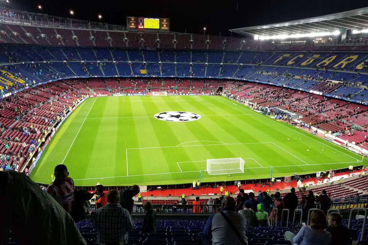 47d36f6d6 Advice for Visitors  Seeing Barcelona at Camp Nou - Barca Blaugranes