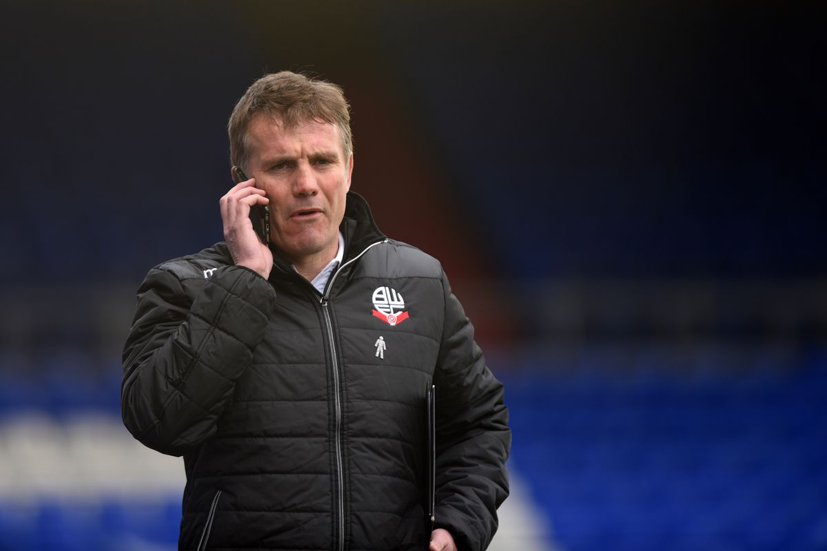 Oldham Athletic V Bolton Wanderers- Sky Bet League One