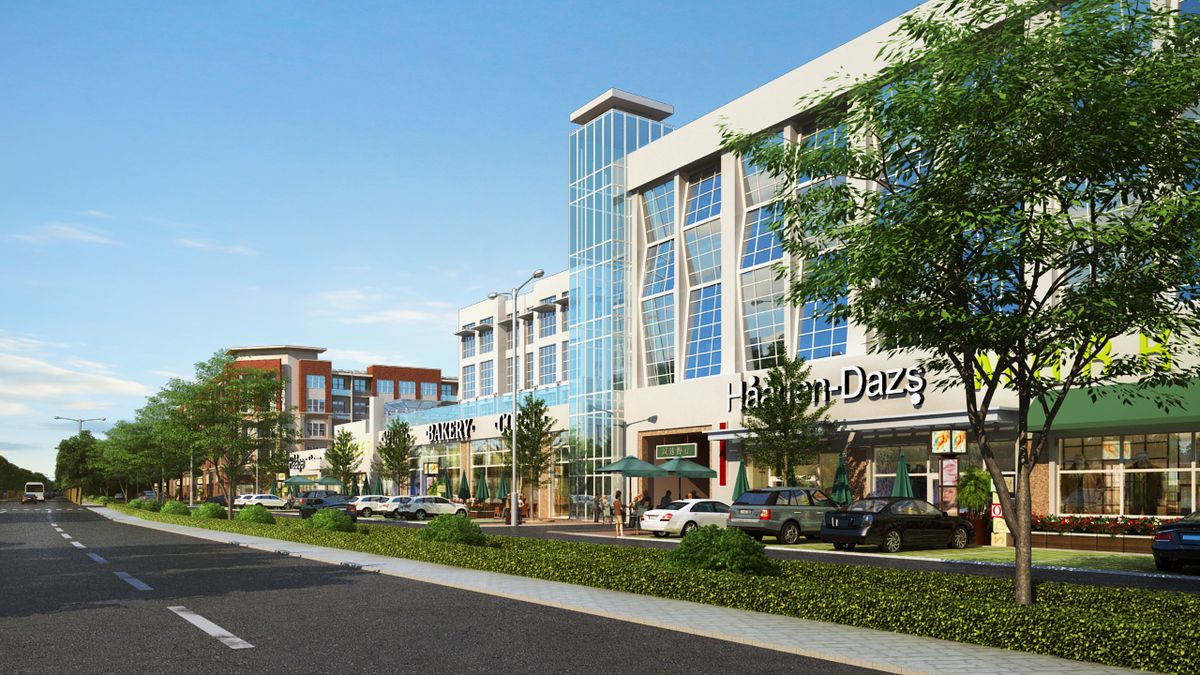 Another rendering of the project that will likely never be fully realized.